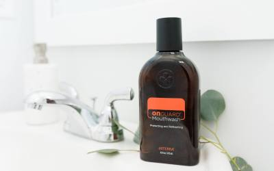 Weekly Drops of Wisdom – doTERRA On Guard Mouthwash