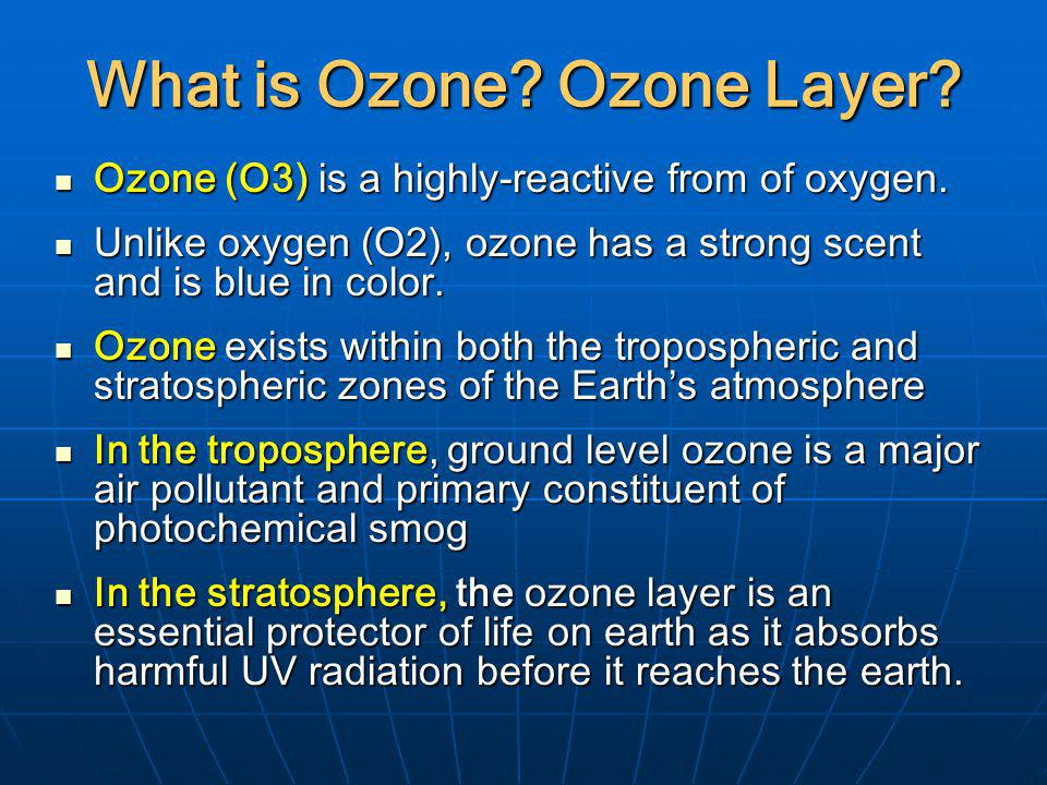 What is Ozone Layer?- Definition, Effects, Solution ...