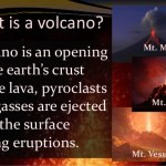 What is volcano