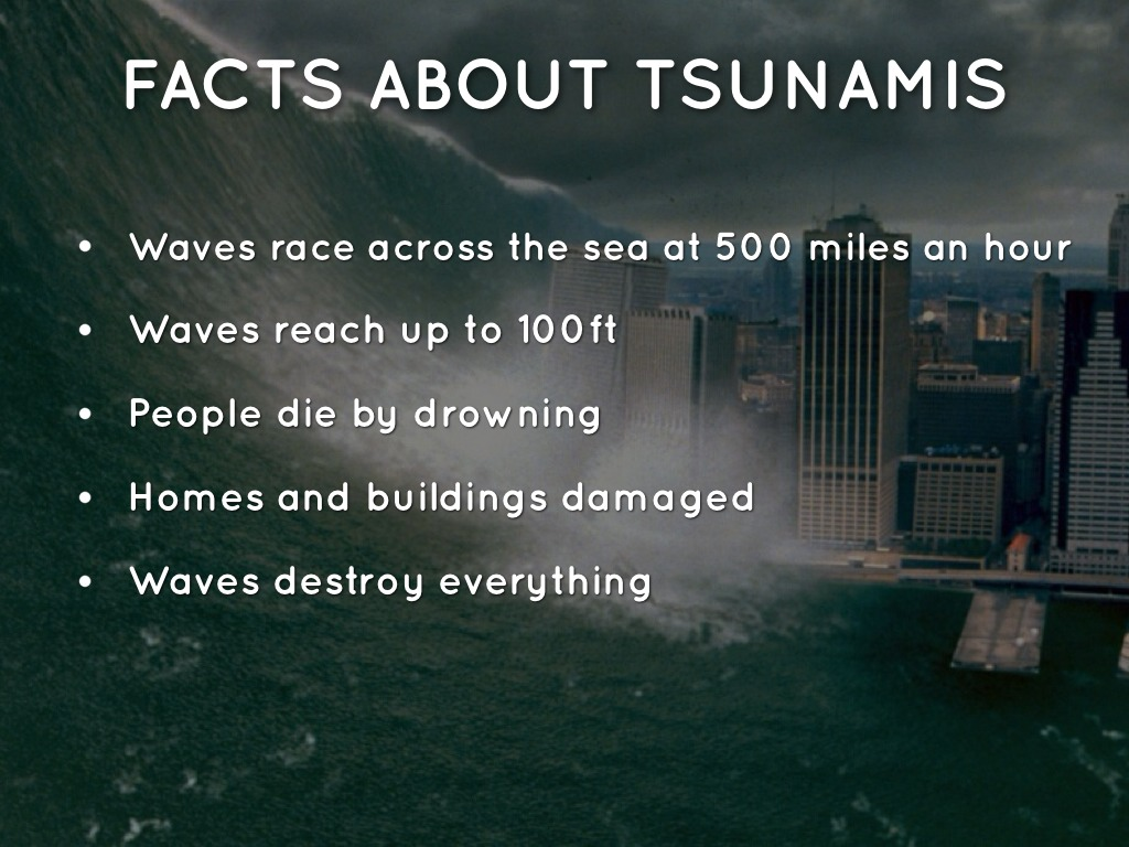 Pros And Cons Of Fossil Fuels >> Facts of the tsunami - Eschool