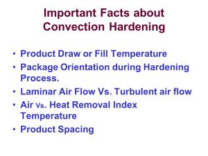 Facts about convection
