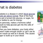 What is Diabetes