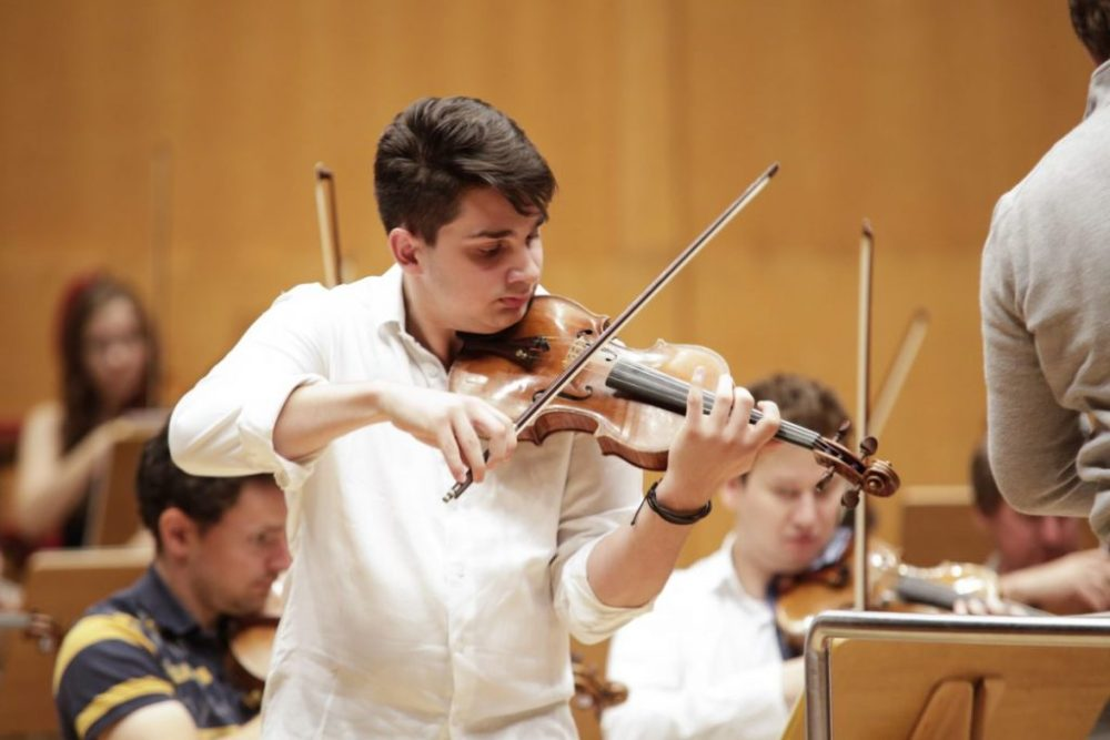Jakab Roland Attila (Magyarország) (Fotó: Thomas Hanses (EBU))