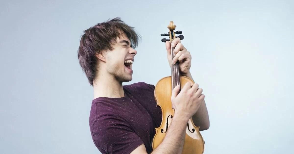Alexander Rybak - That's How You Write a Song
