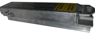 18 inch stake left hand hd ramps load lever