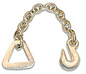 "2"" Chain Anchor, 18"" long 3705-2"