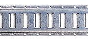 Horizontal, Galvanized, 10' length 43001
