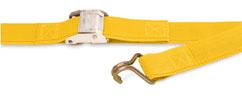 16' Straps, Wire Hooks 651604