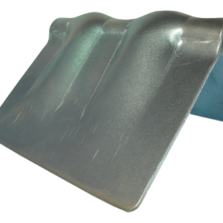 steel corner protector with chain groove esc