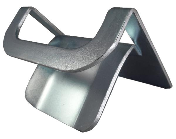 """Steel Corner Protector w/ 3"""" Chain Loop"""