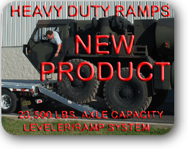 HD Ramps 16' Ramps Load Leveler 23,500 lbs. Axle Capacity dropdeck23_shadow hd ramps 16' ramps load lever