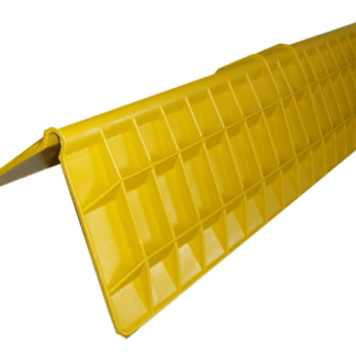 32 inch v board hd plastic yellow