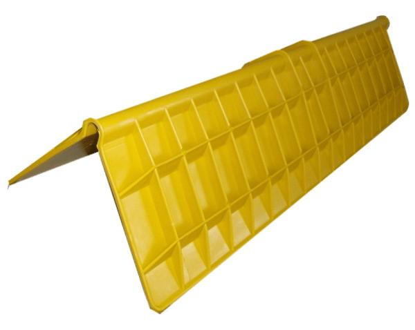 32 inch v board hd plastic yellow