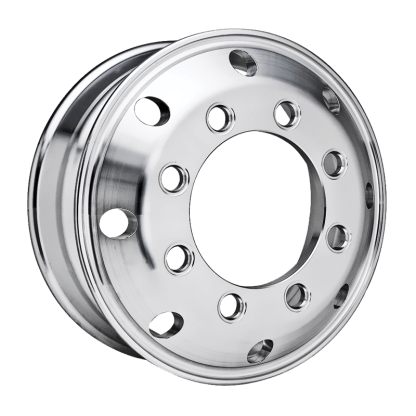 "Part Number 40171 SP - 17.5"" Accuride Aluminum Wheel"