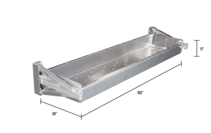 dunnage 11inch dimensions