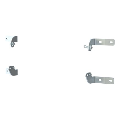 Tuff Guard - ProTec Mount Brackets - 205600 - Part # 205600 Fits - 02+ Freightliner Columbia