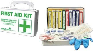 FAK-10, TRUCK FIRST AID KIT