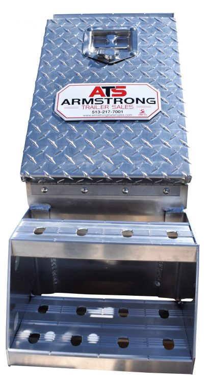 12IN STEP BOX, ATS LOGO, STURDY-LITE