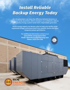 Generator slick