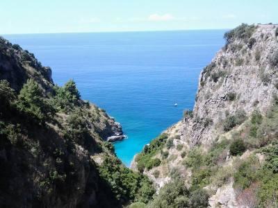 Confine tra Basilicata e Campania