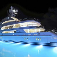 Escobar Luxury Yacht