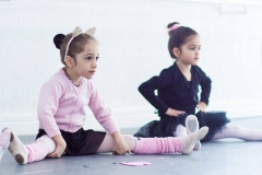 Alongamento - Ballet infantil