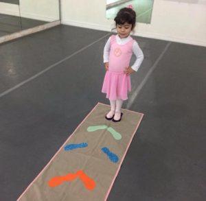 Metodologia de ensino de dança para crianças. Ludicidade