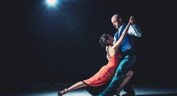 bailarinos de tango