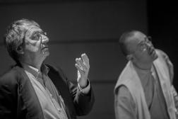 Enrico Fontanari e Aldo Aymonino