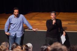 Fernando Viegas e Álvaro Puntoni
