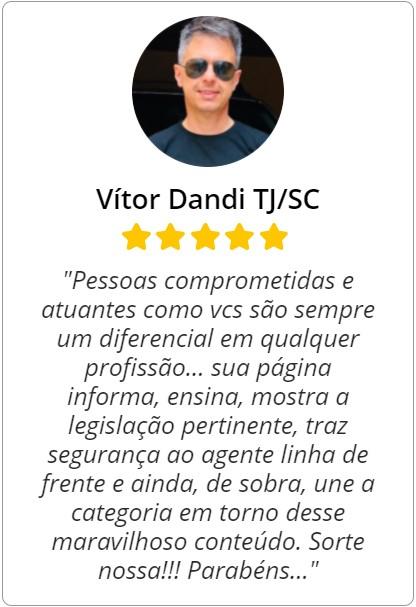Depoimento Vitor