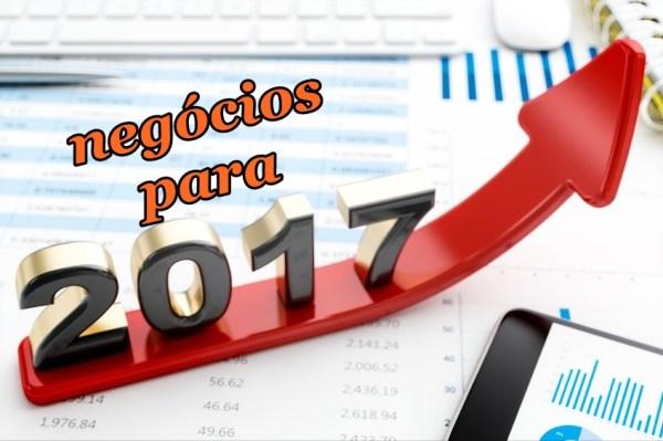 Negócios para 2017