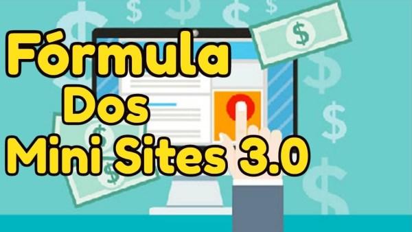 Curso Fórmula dos Mini Sites Funciona