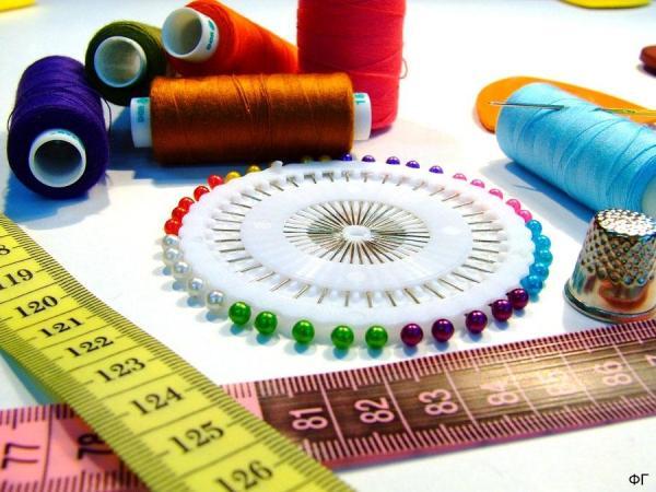 Serviços de costura