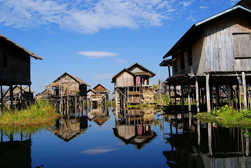 Village Pond Design