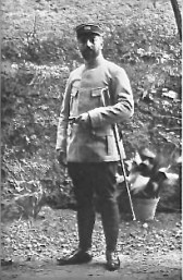 Mobilisation - Zacharie Bacqué (1880 – 1950), auteur de Souvenirs d'un poilu