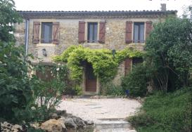 Aurignac, une maison traditionnelle