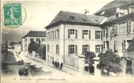Les femmes dans la guerre - Hôpital militaire de Barèges