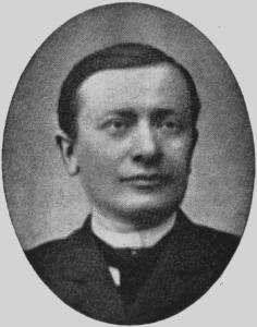 Le félibre Bernard Sarrieu
