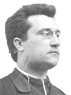 Fernand Sarran, auteur de la bouts de la terre