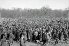 Les grèves de 1920 après le retour