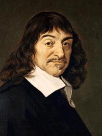 René Descartes d'après Frans Hals et Pardies