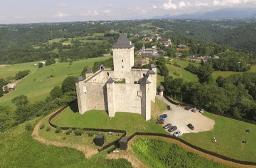 Le château de Mauvezin (Hautes-Pyrénées) et sa bibliothèque de livres gascons