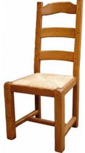 Divers mots pour la chaise