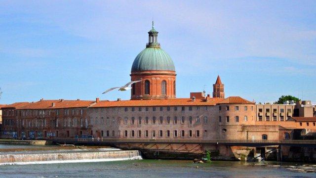 Pour lutter contre la peste l'Hôpital de la Grave (Toulouse)