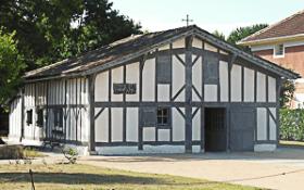 La maison natale de Vincent de Paul - Les Ranquines - Saint-Vincent (40)