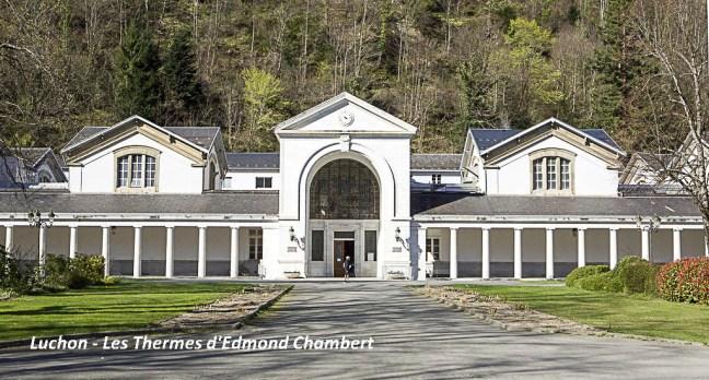 Les Thermes d'Edmond Chambert