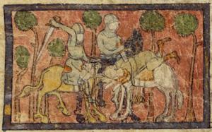 L'assassinat de Chilpéric 1er