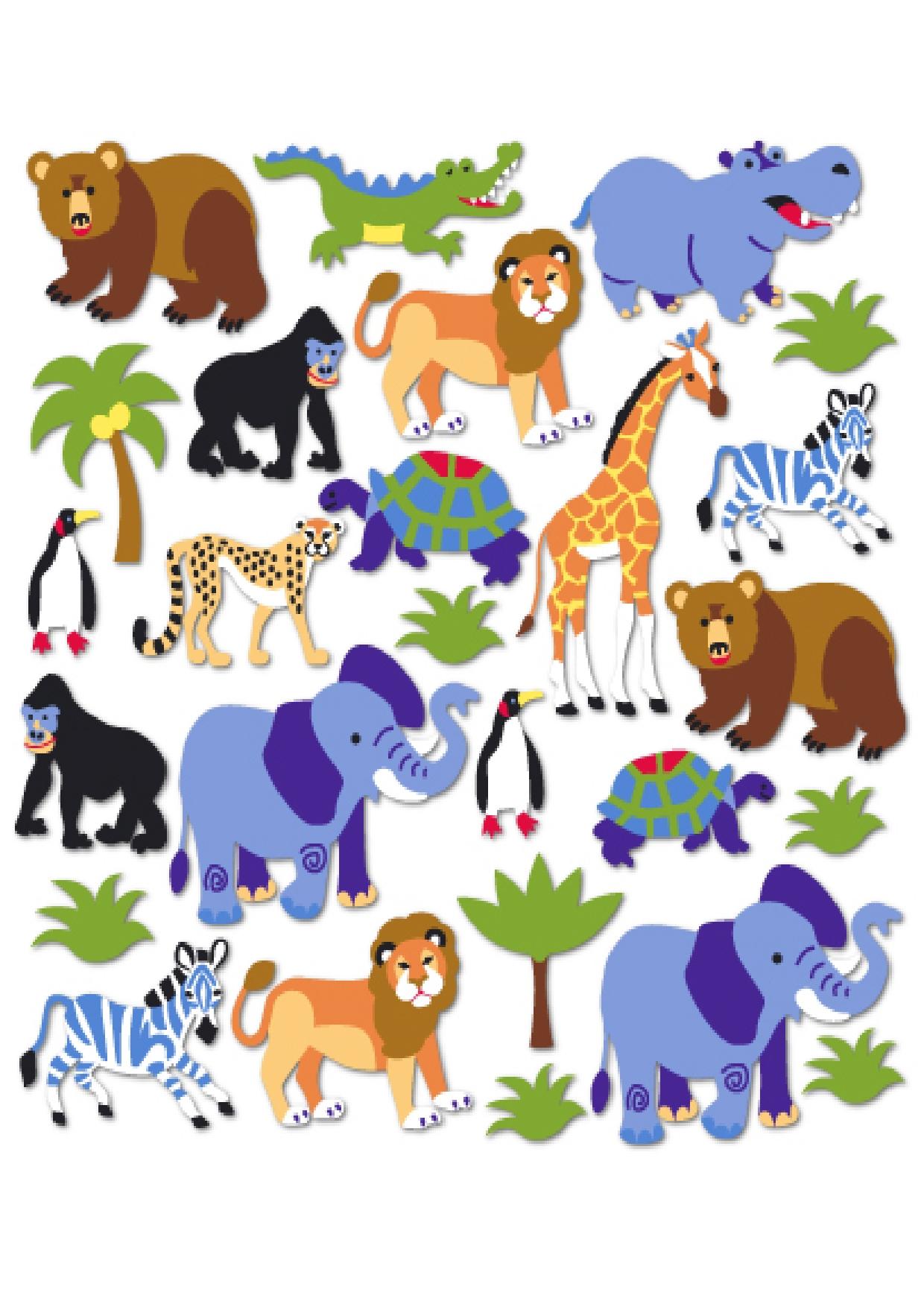 Unit 4 Wild Animals