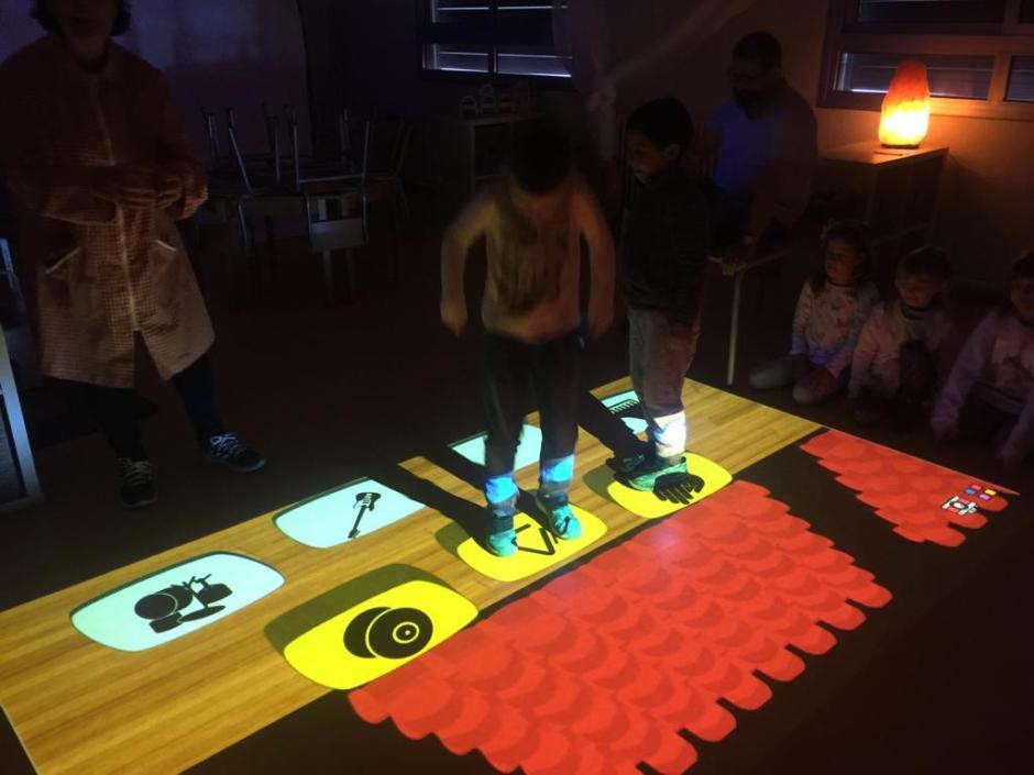 Nou entorn interactiu d'aprenentatge